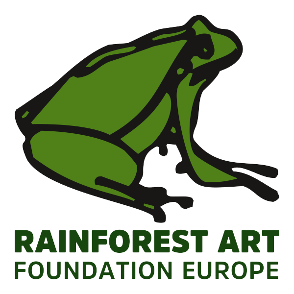 Logo der Rainforest Art Foundation Europe